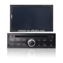 ¡DVD de coche! HOT con enlace de espejo / DVR / TPMS / OBD2 para pantalla táctil completa de 7 pulgadas Sistema Android 4.4 MITSUBISHI L200