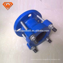 grooved mechanical joint ductile iron fitting