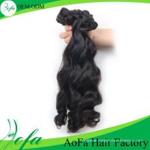 Top Quality Natural Brazilian Hair Human Virgin Remy Hair Extension
