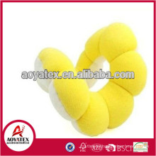 New design of cute travel pillow for car , airplane