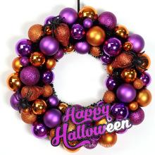 Pendentif Décoré Décoration de couronne de boule de Halloween