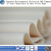 Staub-Kollektor-PPS-nichtgewebte Filtertüte für Mischungs-Asphalt-Anlage