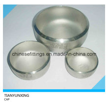 316/316L Seamless Butt Weld Fittings Stainless Steel Cap