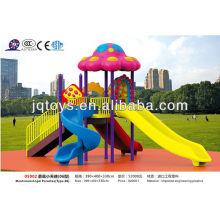 JS05902 Дети на открытом воздухе металла игровая площадка тренажерный зал игрушек
