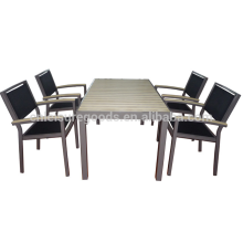 Uplion MS5055 outdoor wholesale garden polywood furniture