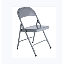 Wholesale Price Colorful Metal Foldable chair
