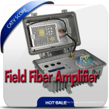 Field Outdoor 1550nm Fiber Optical Booster, EDFA