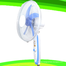 5 Blade 16 Inches 12V DC Stand Fan Solar Fan (SB-S5-DC16D)