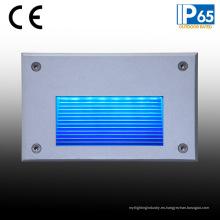 SMD3020X24 220V luz de pared de aluminio del paso del LED IP65 (819247)