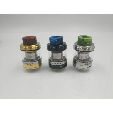 RBA tank atomizer with DIY coil for vape