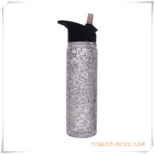 Двойные стенки запотевшую кружку ледяного пива кружка для Выдвиженческих подарков (HA09122-1)