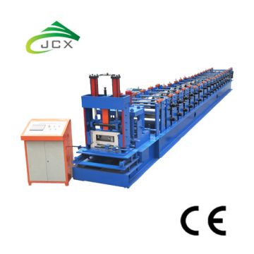 เพดาน Purlin C Channel Roll Forming Machine