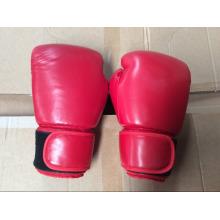 Comercial de guantes de boxeo competición MMA guantes guantes de boxeo de cuero