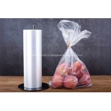 Пластиковая плоская сумка для супермаркета