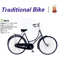 "Bicicleta retra moderna de 28 ""Lady Model Traditional Bike (FP-TRDB-060)"