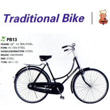 """28 """"Lady modèle traditionnel vélo pas cher rétro vélo (FP-TRDB-060)"""
