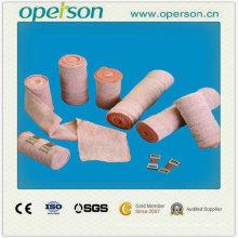 Vendaje Elástico De Alta Calidad Quirúrgica Con CE ISO Aprobado