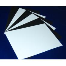 Película rígida do PVC da impressão deslocada