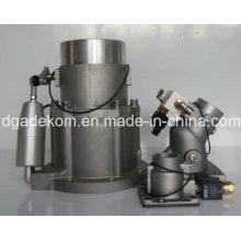 Винтовые воздушные компрессорные части Пневматический всасывающий клапан впускного клапана
