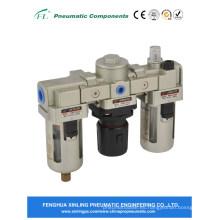 Regulador de presión de combinación de tres punto aire Frl