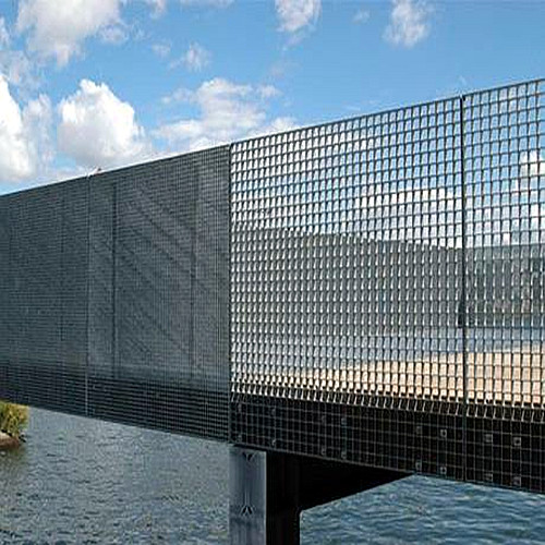 Steel Grid Fences