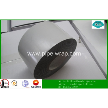 oil/gas underground pipeline corrosion black wrap inner tape