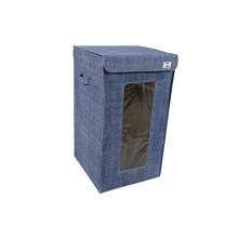 Blue Color Boots Storage Boxes