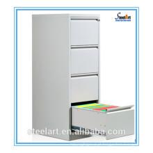 Mobiliário de escritório luoyang cheap vertical metal gaveta do armário