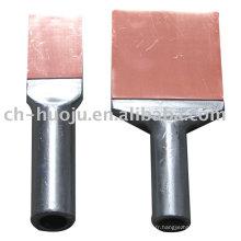 Borne de compression bimétallique (soudure)