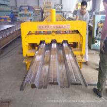 Máquina formadora de rolo de andar de chão
