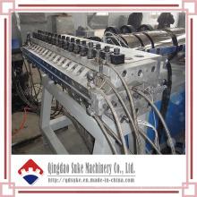 PVC-freie Schaum-Brett-Verdrängungs-Linie Maschine