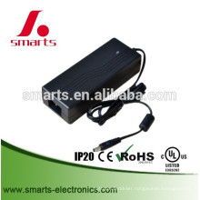 constant voltage type CE UL universal 24v 120w power adapter