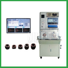 Automatic cooler motor stator testing machine