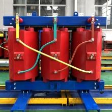 Transformador a seco de resina fundida de 1250KVA 6.6 / 0.55KV