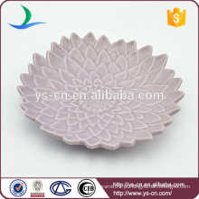 Placa decorativa cerâmica colorida por atacado