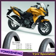 Neumático de la motocicleta, neumático dual Sport 120 / 90-18