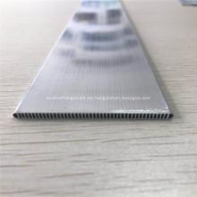 3003 tubo de canal de aluminio micro para intercambiador de calor