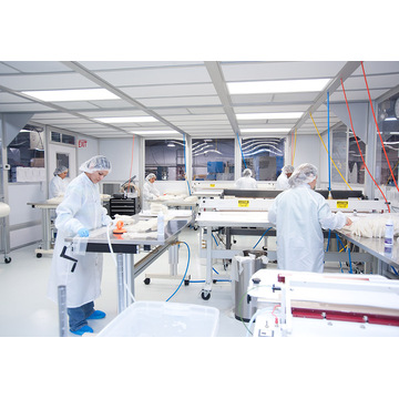Stofvrije klasse 100000 Clean Room