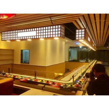 Fashionable Appearance Rotary Sushi Conveyor Belt