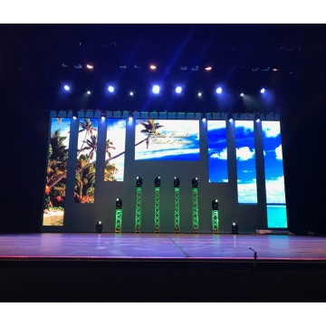Light Weight P2.6mm Indoor LED Screen Video Wall