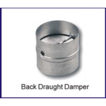 drying damper duct accessories for air adjusting