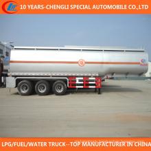 3 Axle 30cbm 35cbm Fuel Tank Trailer for Sale
