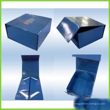 Caja de zapatos plegable / caja de regalo de zapatos de papel