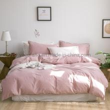 Modern Design Motel Cotton Luxury Deep Pocket Cheap Price Bedding Set
