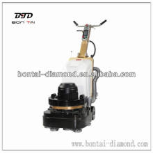 Manual marble vacuum concrete floor grinder for sales Q8