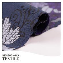 Tissu en gros fait sur commande élégant de tissu de jacquard de tissu de jacquard