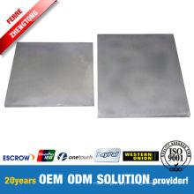 Placa Resistente à Corrosão de Carboneto de Tungstênio Sinterizado