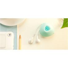 Novel Promotional Gift Silicone Headset Bobbin Winder