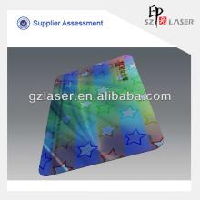 Прозрачная прозрачная пленка для ПВХ-идентификационной карточки