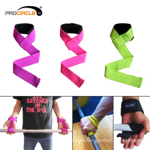ProCircle Wrist Support Polyester Weight Lifting Straps